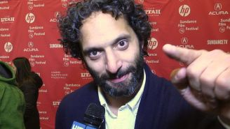 Jason Mantzoukas: BANNED from getting naked in 'Sleeping With Other People'