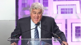 RUMOR: Jay Leno Has Had An Invitation To Go On David Letterman's Show For A Year