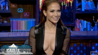 Jennifer Lopez Revealed That She Was Not Born A Man On 'Watch What Happens Live'
