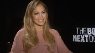 Jennifer Lopez: 'Acting is a natural thing for me.'