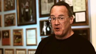 Jim Cornette Thinks Women Don't Go To Wrestling Shows Because They Can't Get Laid