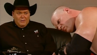 Jim Ross Is Twitter Beefing With TNA's Announce Team Over UFC And The NFL