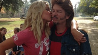 The Official Cast Of 'Joe Dirt 2: Beautiful Loser' Has Been Announced