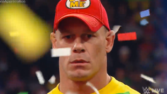 In a Huge Shocker, WWE.com Has Named John Cena The 'Top Superstar Of The New Millennium'