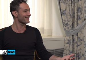 Watch Jude Law Explain Why He Turned Down The Offer To Play Superman
