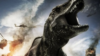 Step Aside, 'Jurassic World'. The Trailer For 'Jurassic City' Has Arrived.