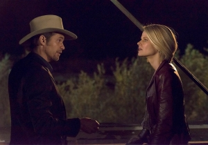 Review: 'Justified' back on target for final season