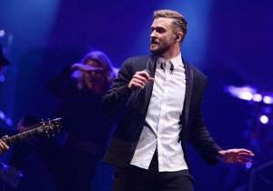 Dave Grohl Got Justin Timberlake To Add Some 'La La La's' To The New Foo Fighters Album