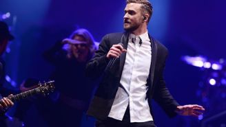 Justin Timberlake Is Bringing Sexy Back To Netflix With His New Concert Film