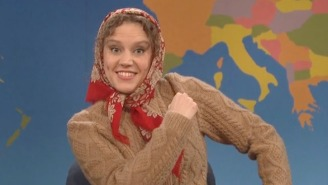 Why Kate McKinnon May Be At Her Best When On Weekend Update