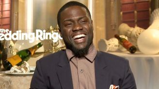 Kevin Hart on the time Oprah imprisoned him in his own house