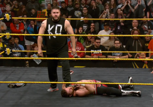 The Best And Worst Of WWE NXT 1/14/15: Some Folks Call It A Sling Blade