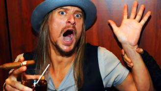 Kid Rock Just Can't Take Authority And The Internet Had A Field Day