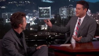 Jimmy Kimmel Is Having A Ball Talking About DeflateGate (And Seahorses) With Edward Norton
