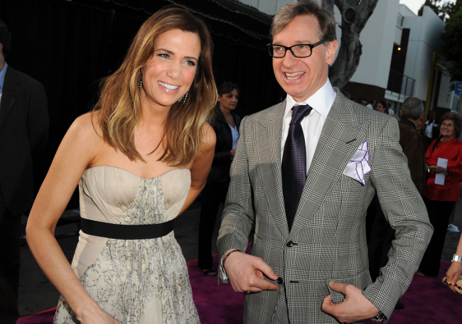 Kristen Wiig and Paul Feig