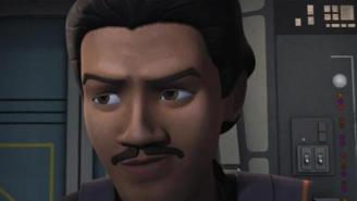Ultra-Cool Lando Calrissian Will Make A Comeback In A 'Stars Wars Rebels' Episode