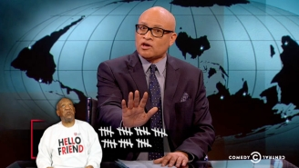 Larry Wilmore On Bill Cosby: 'That Motherf*cker Did It'
