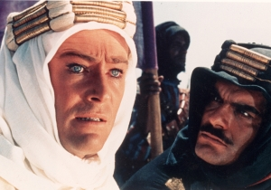 Film Nerd 2.0: Santa, 'Lawrence Of Arabia,' and the struggle with what's really real