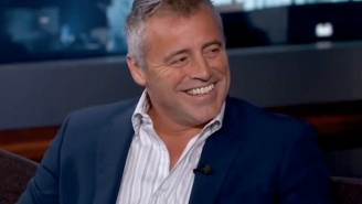 Matt LeBlanc Says He Studied To Be A Carpenter, Once Built Some Lady's Entire Kitchen
