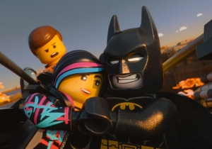 With 'The LEGO Movie' out of the mix, the animated feature battle is on