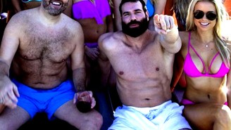 Is Power Agent Drew Rosenhaus Mad Because His Wife Partied With Instagram Playboy Dan Bilzerian?