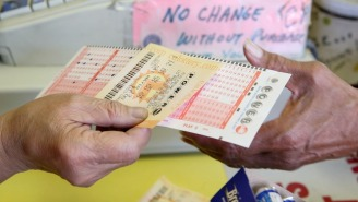 This Guy Bought A Lotto Ticket To Break A $100 Bill And Ended Up Winning Millions