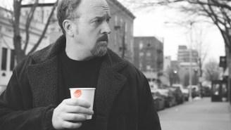 Louis C.K. teases a sillier 'Louie' Season 5, discusses Season 4 controversies