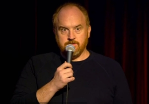 You Can Now Watch A Very Funny Four Minute Preview Of Louis C.K.'s 'Live At The Comedy Store' Special