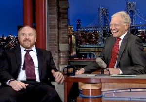 Louis C.K. Says His Disappointed Fans Are 'Miserable Pricks'