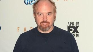 FX sets 'Louie' return, nabs next Louis C.K. comedy special