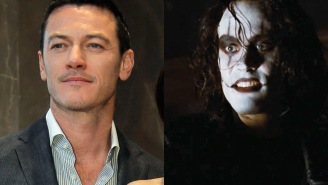Don't hold your breath for that 'Crow' remake – at least not with Luke Evans starring