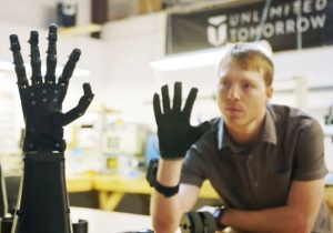 Meet Easton LaChappelle, The 19-Year-Old Luminary Building A Cheaper, Better Prosthetic Limb