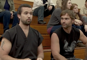 The Complete 'It's Always Sunny In Philadelphia' Timeline Of Mac's Repressed Homosexuality