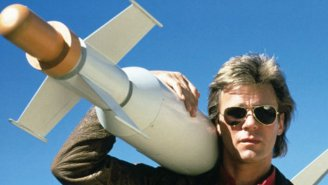 The MacGyver Intro Without Music Exposes The Creative Hero As A Total Pervert