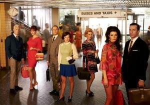 'Mad Men' cast says farewell: Press tour live-blog