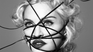 The Internet Is Furious At Madonna For Tweeting Pictures Of Historical Figures In Facial Bondage