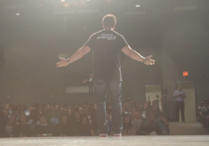 Former WWE Star Marc Mero's Inspirational Speech To Middle Schoolers Is The Most Emotional Thing You'll Watch Today