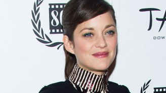 Marion Cotillard made fun of her friends for saying she'd get an Oscar nomination