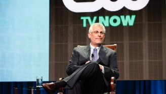 The CW's Mark Pedowitz on the State of the Network – Press tour live-blog