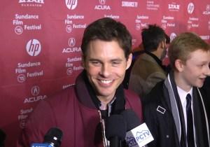 James Marsden says congrats to 'powerful' actor Tye Sheridan for new role as Cyclops