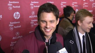 James Marsden says congrats to 'powerful' actor Tye Sheridan for new role as Cyclops