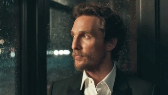 Matthew McConaughey's Existential Crisis Plays Out In A Lincoln Commercial Remix