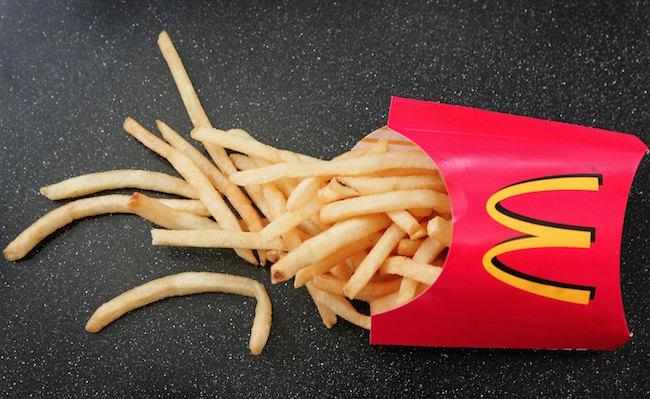 McDonald's Venezuela Runs Out Of French Fries