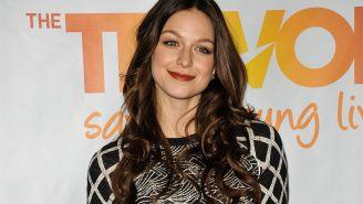 CBS' 'Supergirl' casts 'Glee' alum Melissa Benoist