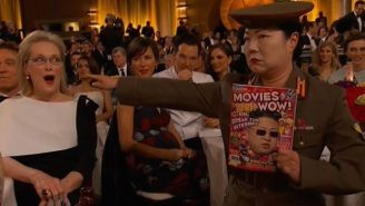This Golden Globes Pic of Meryl Streep and Margaret Cho Should Be Sold to a Museum