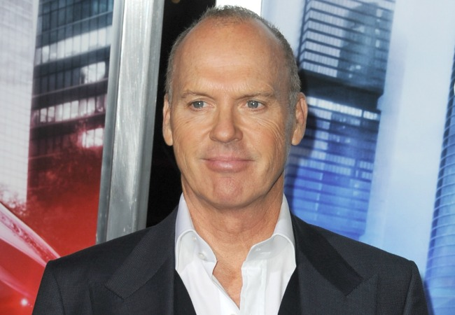 "Michael Keaton arrives at the premiere of Columbia Pictures' ""Robocop"" at TCL Chinese Theatre on February 10, 2014 in Hollywood, California. michael-keaton1"