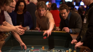Review: Ben Mendelsohn bets on Ryan Reynolds in shaggy 'Mississippi Grind'