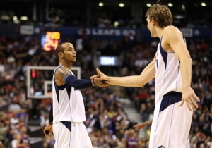 Dirk Nowitzki Says Ball Will Be In Hands Of Monta Ellis During Crunch-Time