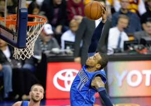 Video: Monta Ellis Gets Steal, Finishes Break With An Emphatic Slam
