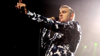 Morrissey Was Really Happy To Hear That A Bullfighter In Mexico Was Gored By A Bull